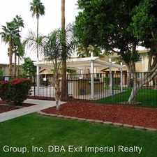 Rental info for 650 N. Imperial Ave. #15