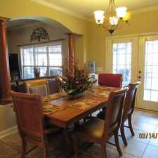 Rental info for Charming 4 Bedroom, 2 Bath