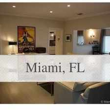 Rental info for Convenient Location 3 Bed 2 Bath For Rent in the Coral Gables area