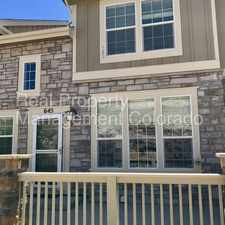 Rental info for Beautiful 2 Bed, 2 Bath, 2-Story Townhome in Castle Rock