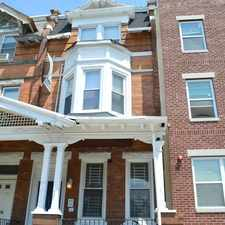 Rental info for 2305 North Park Avenue
