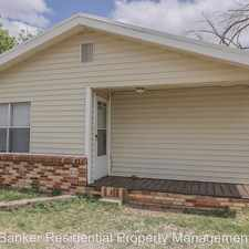 Rental info for 2103 Kewanee Ave in the Lubbock area