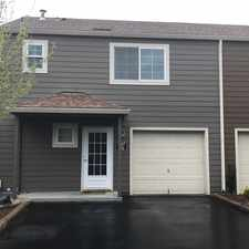 Rental info for COMING SOON! Cute Tualatin Townhome!
