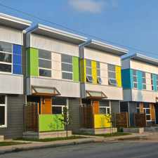 Rental info for The Edge - townhouse suites available! in the Riversdale area