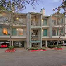 Rental info for $1500 1 bedroom Townhouse in SE Houston Clear Lake in the Houston area