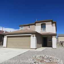 Rental info for 8701 Sonoma Ave NW in the Los Volcanes area