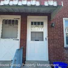 Rental info for 1511 Briggs St - 1511 in the 17104 area