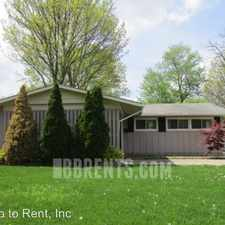 Rental info for 8035 Kirkland Drive in the College Hill area