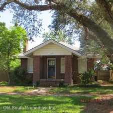 Rental info for 1419 E. Gonzalez in the 32501 area