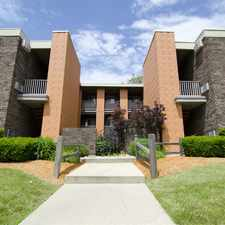 Rental info for Oakridge Apartments in the Lansing area