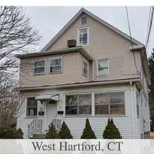 Rental info for Apartment For Rent In W Hartford.