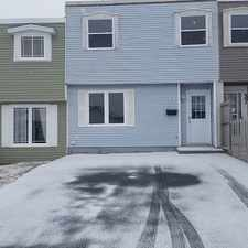 Rental info for 3 bedroom townhouse for rent in Kilbride in the St. John's area