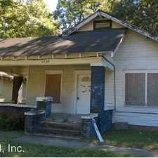 Rental info for 2508 E Washington Ave in the Little Rock area