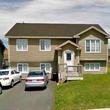 Rental info for Bright Spacious 2 Bedroom Apt. Available June 1st in the St. John's area