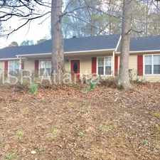 Rental info for Perfect in Powder Springs! 1477 Chaseway Circle SW