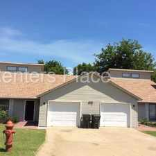 Rental info for Claremore 3 bed 1.5 bath Duplex $895.00 in the Claremore area