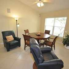 Rental info for Palm Coast - Elegant Three Bedroom.