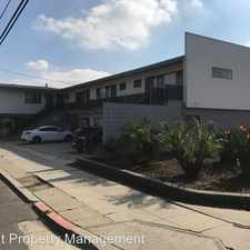 Rental info for 3151-3169 North Park Way in the 92104 area