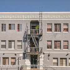 Rental info for 921 S.Bonnie Brae Street. #34 in the Pico Union area