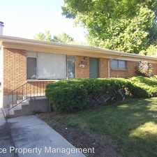 Rental info for 1016 E. Country Hills Dr. Unit 1