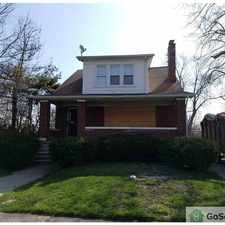 Rental info for Email Debby Today for more information on this HARD to find -5- bedroom, 2 bath home on Detroit's West Side! in the Grandmont area