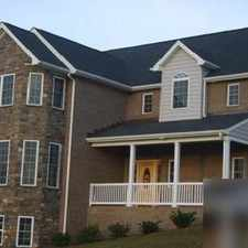 Rental info for House For Rent In Waynesboro.
