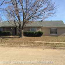 Rental info for 2412 Crystal Dr in the 73160 area