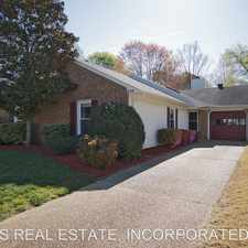 Rental info for 440 Warner Hall Place