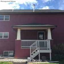 Rental info for 2726 O'Shaughnessy Street B in the Missoula area