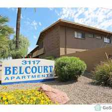 Rental info for All utilities included for one low price. Central location, close to light rail, bus, hospitals, shopping and more. in the Phoenix area