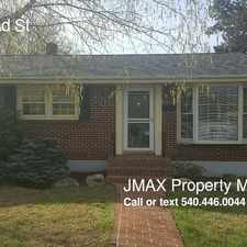 Rental info for 718 N. Broad St in the Salem area