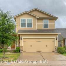 Rental info for 13409 Sage Grouse Dr in the Cedar Park area