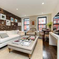 Rental info for 402 East 12th