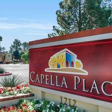 Rental info for Capella Place