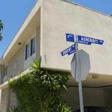 Rental info for 400 North Doheny Drive #12-B in the West Hollywood area