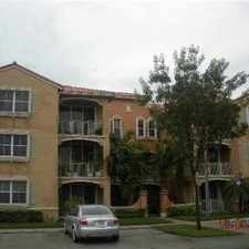 Rental info for 6560 NW 114th Ave #507 in the Doral area