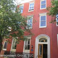 Rental info for 1208 Eutaw Place - B in the Bolton Hill area