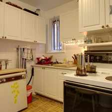 Rental info for Lajoie in the Outremont area