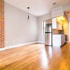 Rental info for Halsey St & Patchen Ave in the New York area