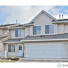 Rental info for Property ID # 571307120655 - 3 Bed/ 2 Bath, Champlin, MN - 1384 Sq ft
