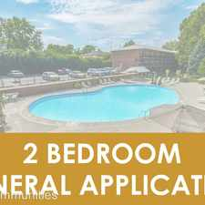 Rental info for 680 Riverview Drive