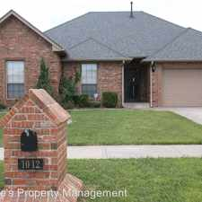 Rental info for 1012 SW 128th in the 73170 area
