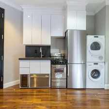 Rental info for Delancey St & Orchard St in the New York area