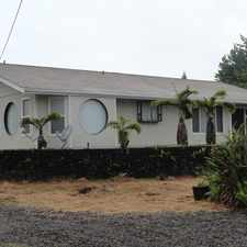 Rental info for Save Money With Your New Home - Keaau