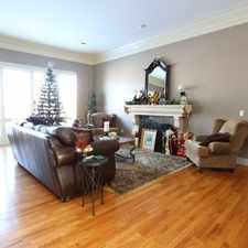 Rental info for Beautiful Executive Home For Rent On Golf Course