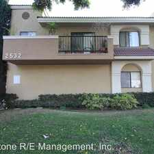 Rental info for 2532 Huntington Drive - 209 in the Duarte area