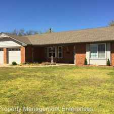 Rental info for 5721 NW 87th St in the 73162 area