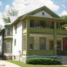 Rental info for 1112-1114 E. Dayton St.