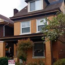 Rental info for 2724 Pyramid Ave. in the Carrick area