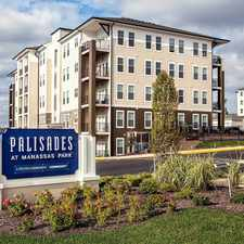 Rental info for Palisades at Manassas Park in the Centreville area